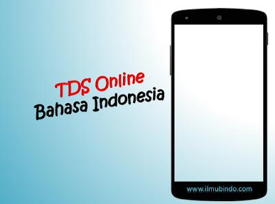 Soal Online Tes Daya Serap (TDS) - SMP/MTs Kelas 9 Kurikulum 2013