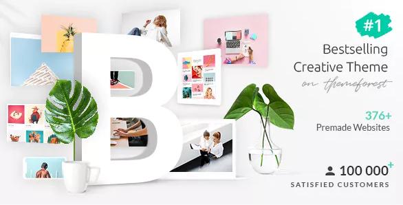 Bridge - Creative Multipurpose WordPress Theme Download