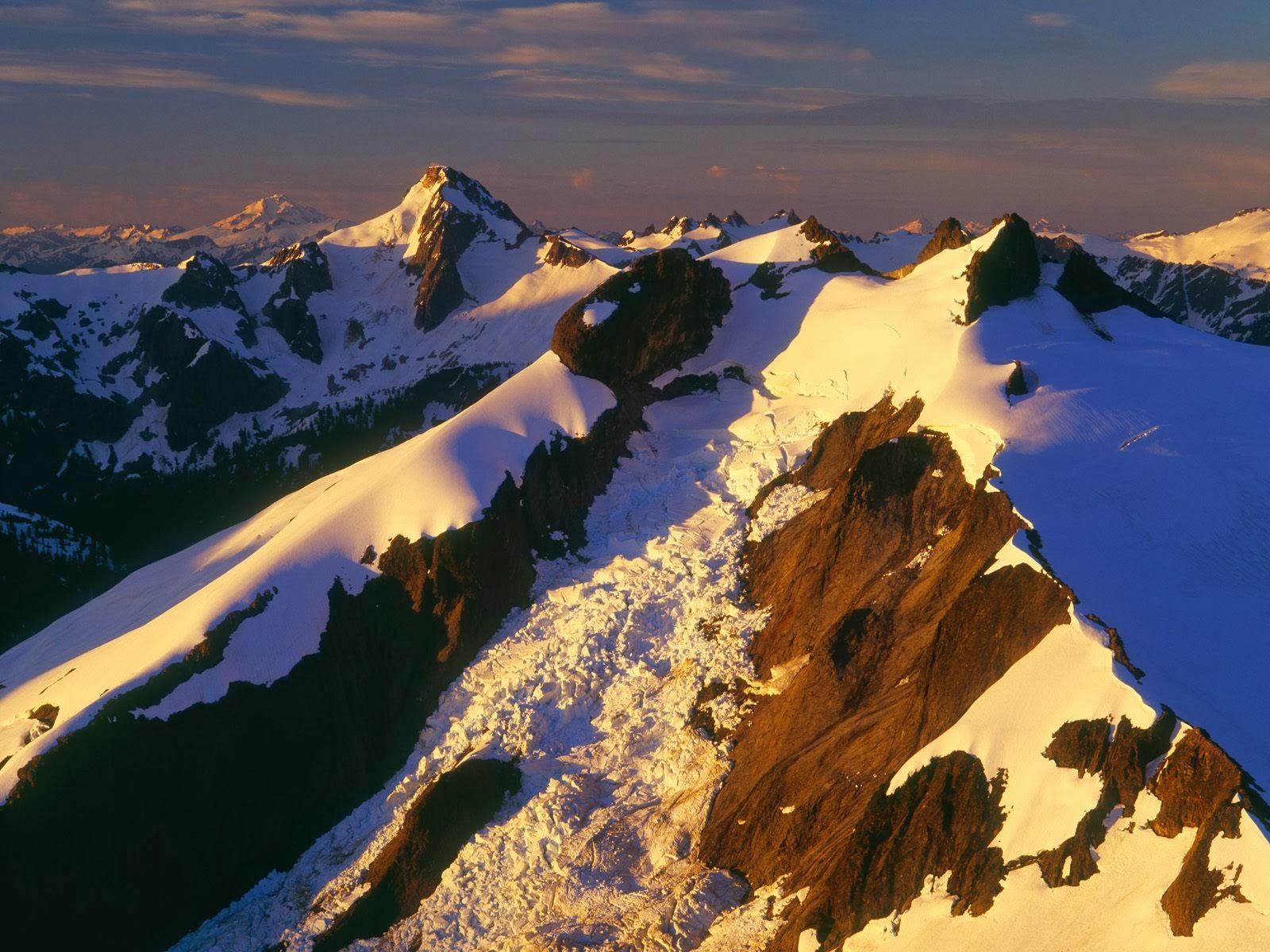 Fondo De Escritorio Montañas Nevadas: Imagenes, Fondos De Pantallas Y Variedades : Fondo De