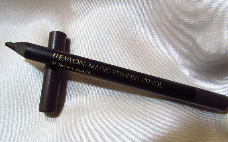 Revlon Magic Eyeliner Pencil Smokey Black