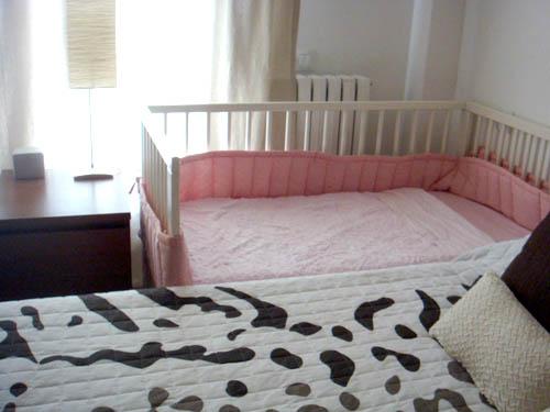 El ba l de mi casa familias que colechan c mo lo hacen for Idea de la habitacion de los padres