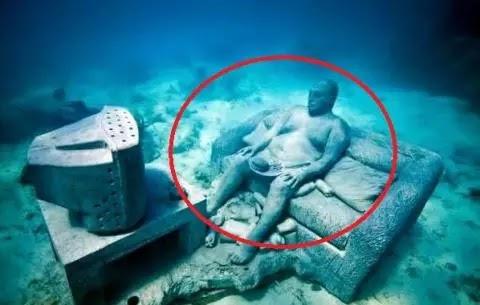 Kuasa Tuhan! 5 Penemuan Menakjubkan Di Dasar Laut Yang Menggemparkan Dunia