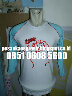 Supplier Kaos Promosi Murah di Surabaya