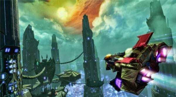 Transformers Fall Of Cybertron PC Game Free Download Full Version