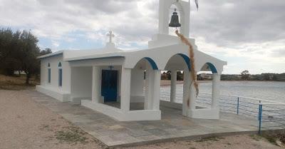 Ανακαινίστηκε το πανέμορφο εκκλησάκι της Παναγίτσας στην Βερβερόντα