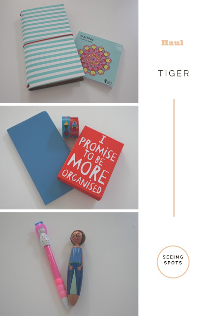 STATIONERY | Tiger Store - My First Visit