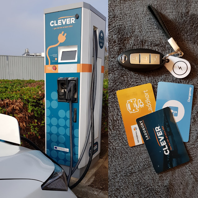Fast charging in Kolding and payment methods