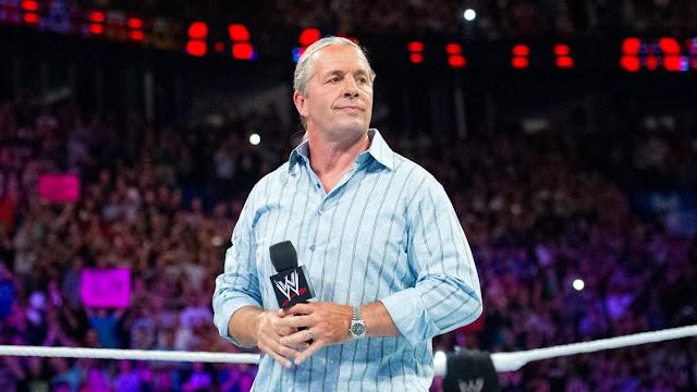 WWE removeu documentários sobre Bret Hart da WWE Network