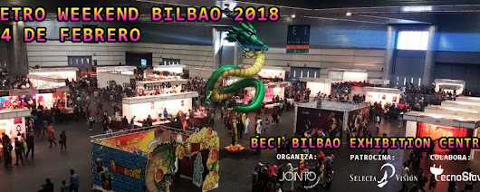 Retroweekend Bilbao 2018