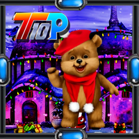 Top10newgames Find The Christmas Bear