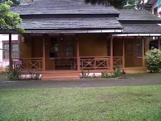 villa di bandung dengan private pool murah