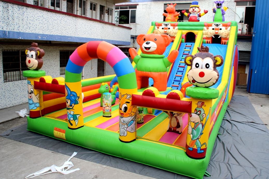 rumah balon | istana balon | balon loncat 41