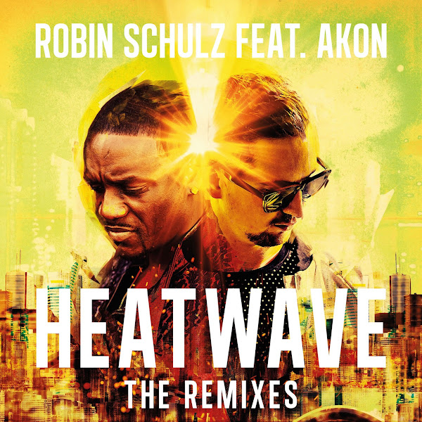Robin Schulz - Heatwave (feat. Akon) [The Remixes] Cover