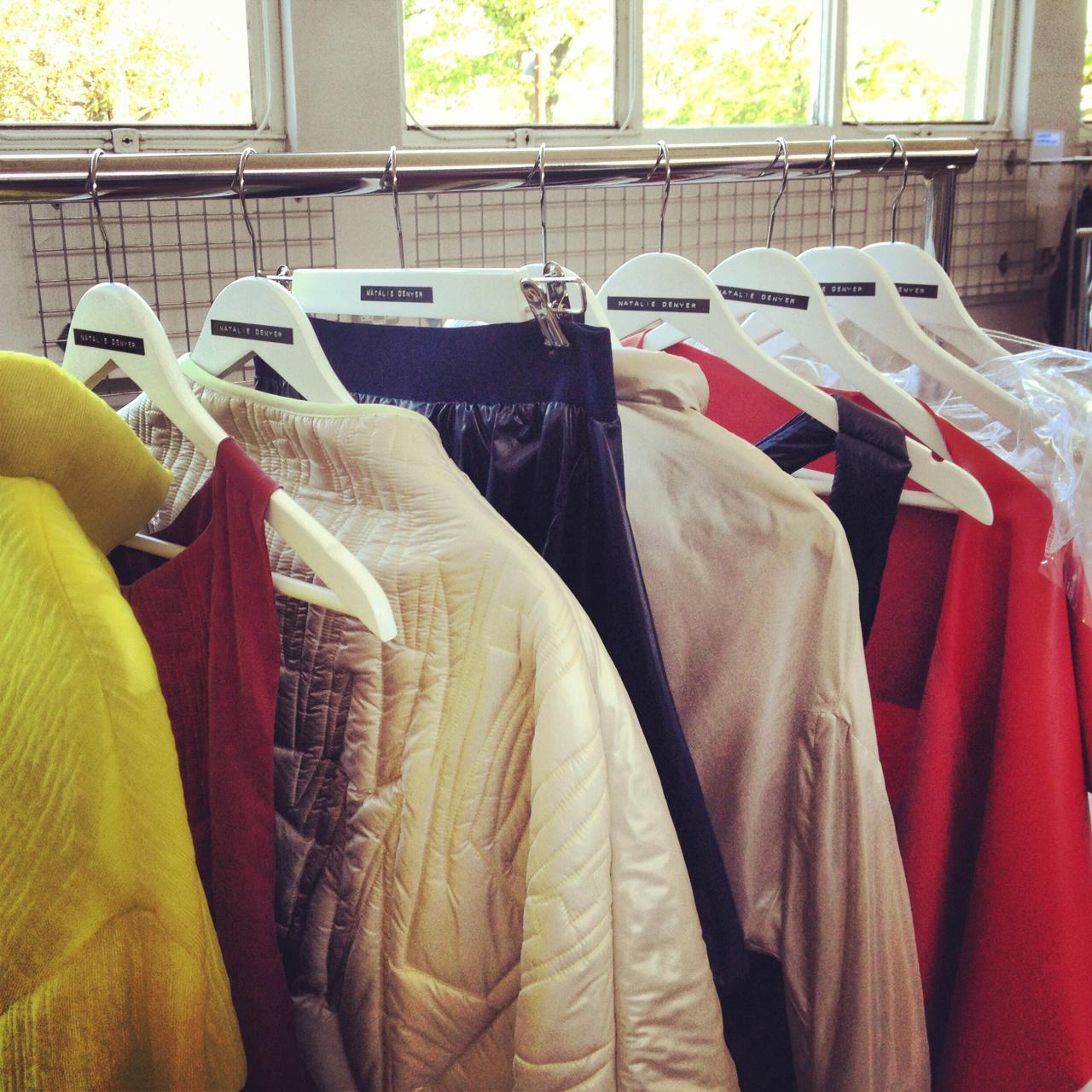 Natalie Denyer Womenswear Designer Ba Hons Fashion Design And Technology Graduate Exhibition