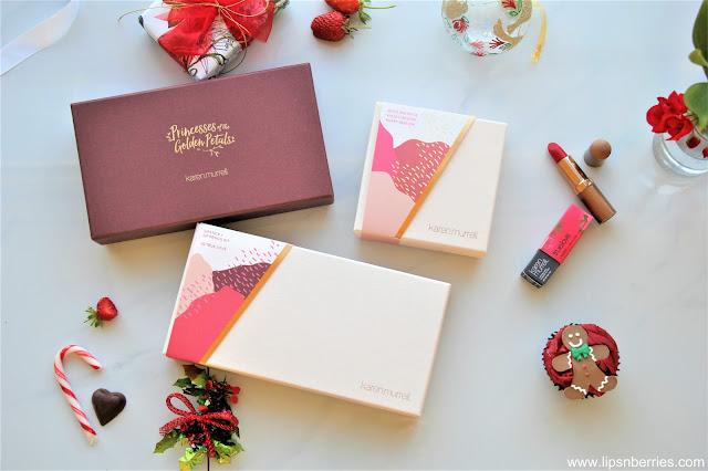 Karen Murrell Natural lipsticks review