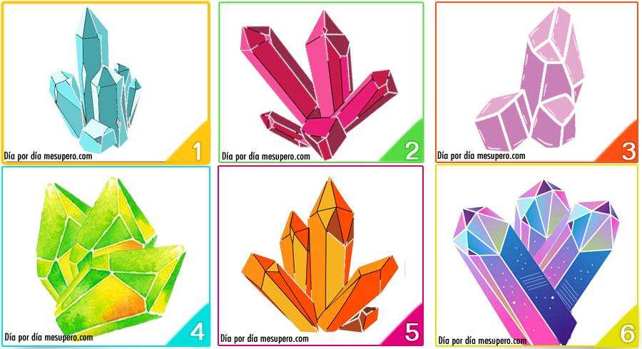 Test de los cristales
