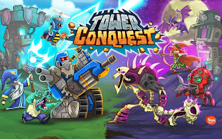 Tower Conquest MOD APK+DATA Unlimited Gold Gems