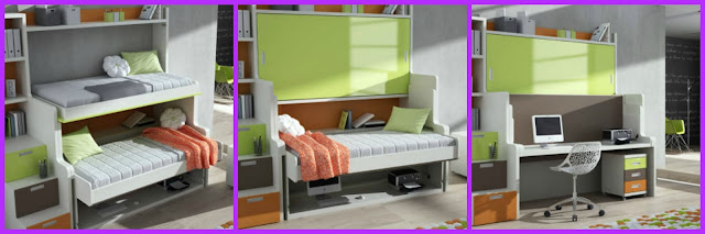 Parchis Folding Bed