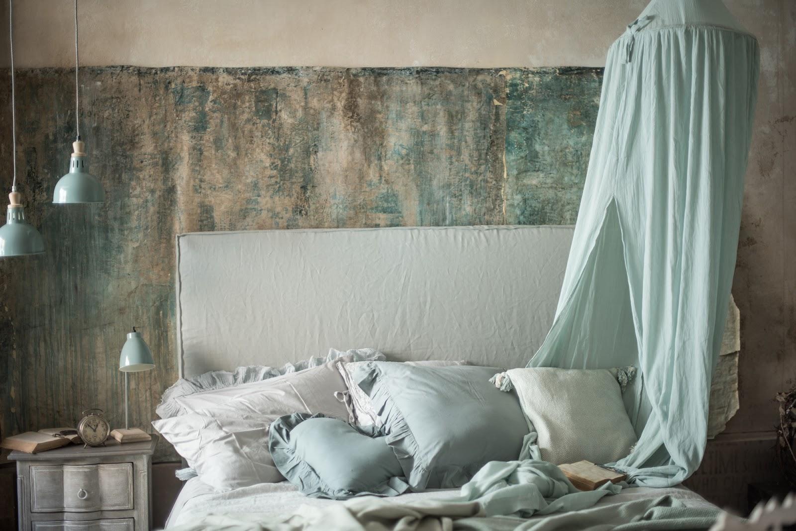 Pareti Invecchiate Ad Arte Shabby Chic Interiors
