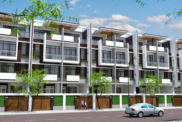 Thành công được dự báo trước từ dự án nhà liền kề 63 Nguyễn Huy Tưởng