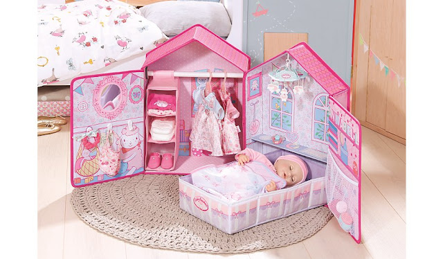 Mardykerrie Review Baby Annabell Bedroom
