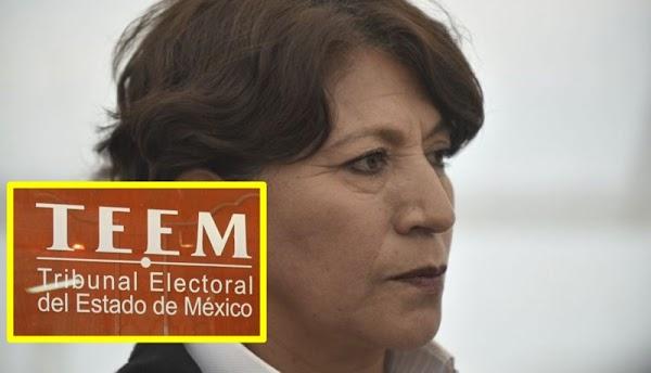 """Rechazan dos impugnaciones por minuto y mantienen triunfo de Del Mazo; """"determinación del TEEM es tragicómica"""": Morena"""