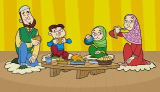 Doa Sesudah Makan dan Artinya Dalam Islam