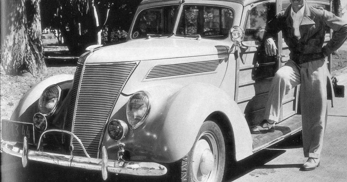 phscollectorcarworld lost star cars clark gable s stable of cars amp bikes update   on gable