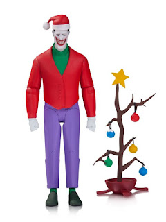 DC Collectibles Batman: The Animated Series Christmas With the Joker Figure