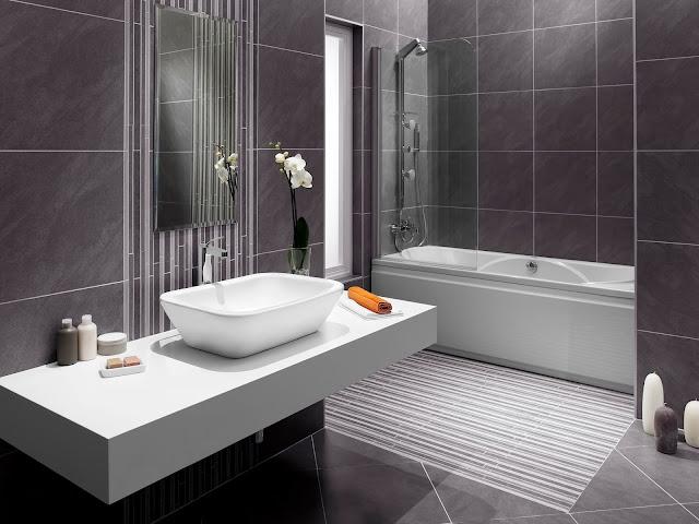Utilizarea quartz-ului in baie
