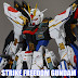 RG 1/144 Strike Freedom Gundam - Custom Build