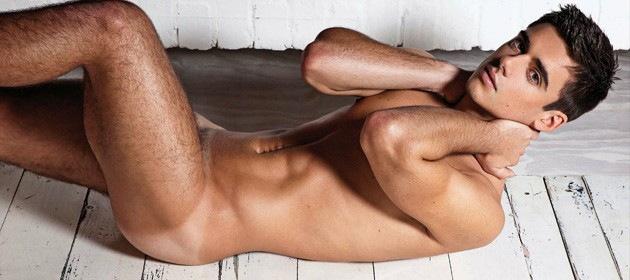 Hot nude lebanese babe