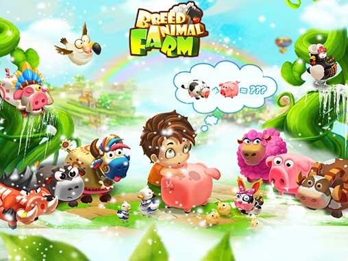 تحميل Breed Animal Farm مهكرة نقود لانهاية