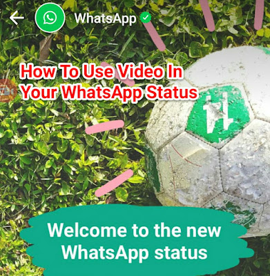 WhatsApp Mai video status kaise lagaye