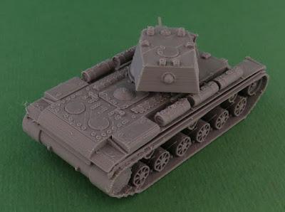 KV-8 Tank picture 4