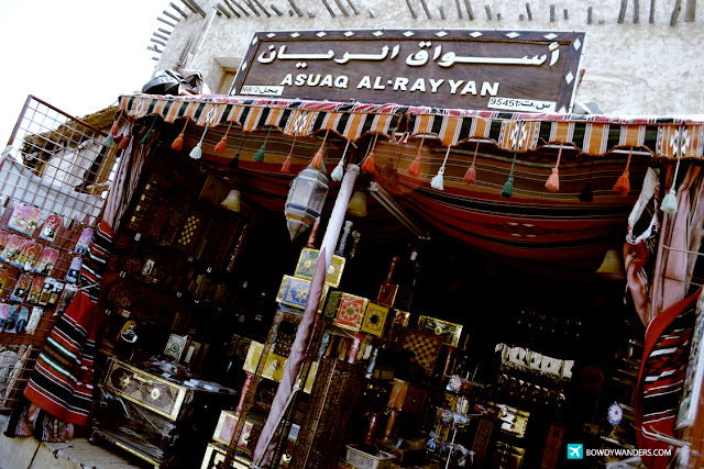 bowdywanders.com Singapore Travel Blog Photo Doha Souq: To Shop Some Spices, Souvenirs, and Surprises