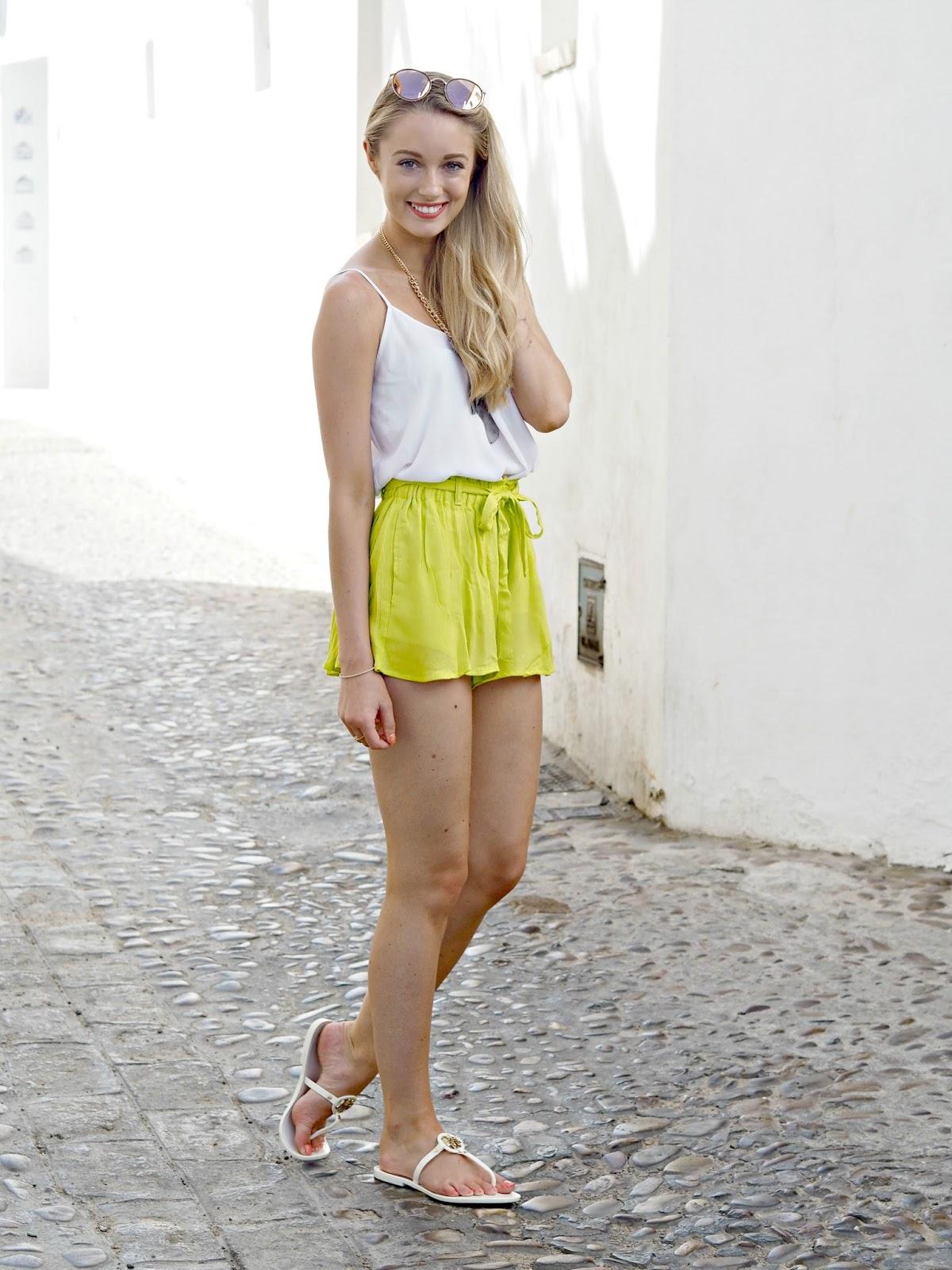 Seville Fashion: Streets Of Seville