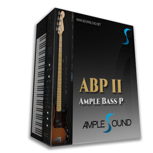Ample Sound - ABP II v2.6.5 Full version