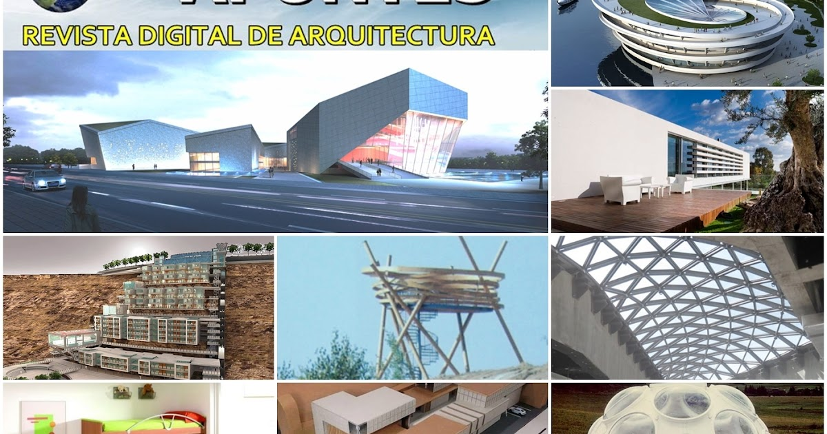 revista digital apuntes de arquitectura revista digital