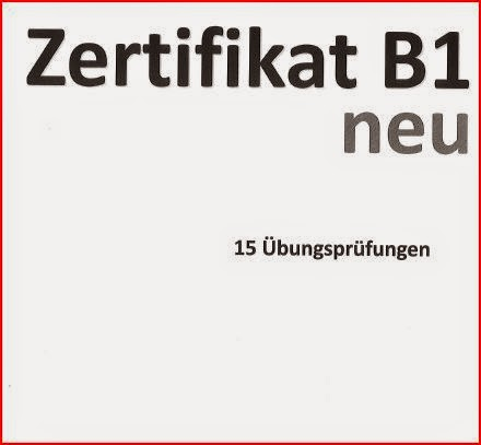 zertifikat B1 neu audio +pdf+answer تحميل كتاب