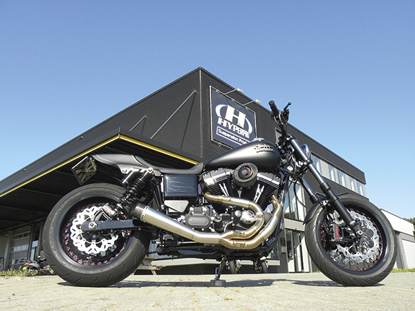 American Motorcycle Design: 2017