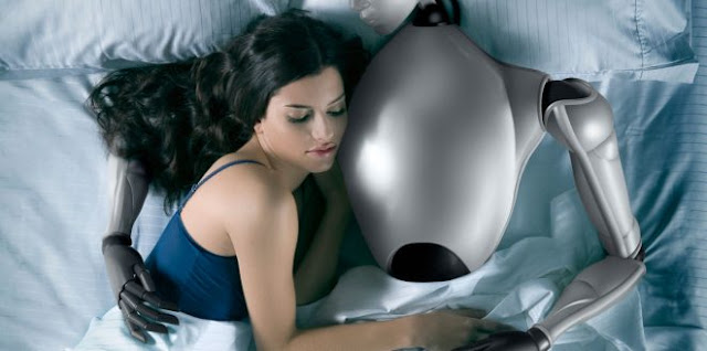 الروبوتات الجنسية هى المنقذ للحياة الزوجية