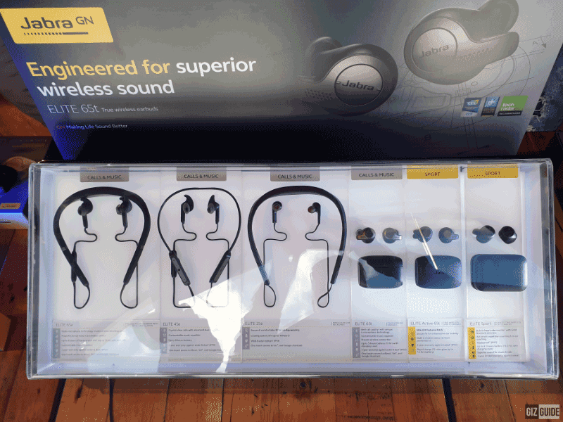 Jabra launches new Elite and Engage audio line in the Philippines