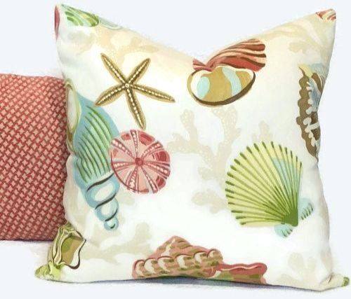 Coastal Pillow Covers Decor Ideas