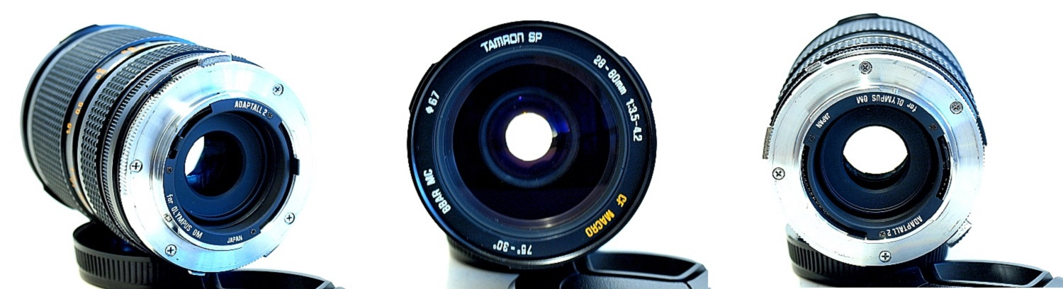 Tamron SP 28-80mm F3.5-4.2 BBAR MC CF Macro OM Mount #733