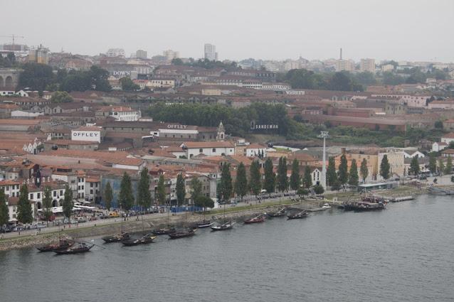 Porto dall'alto