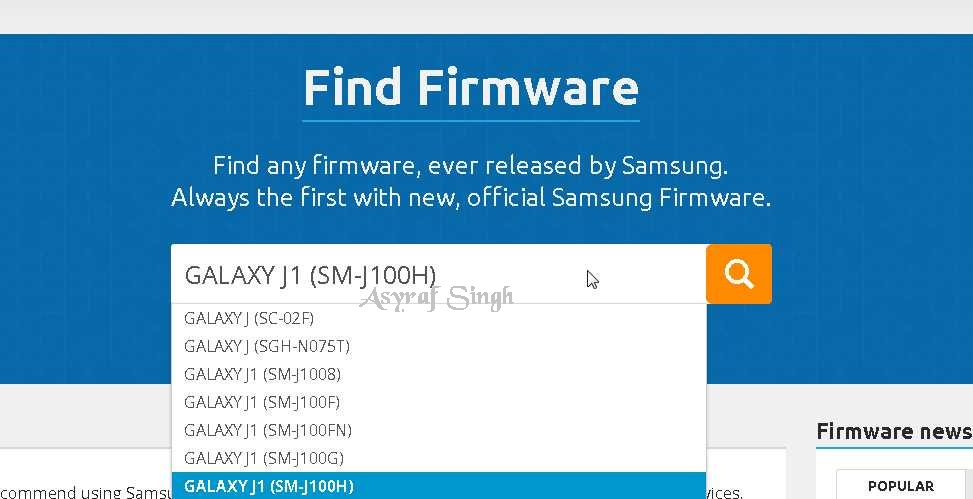 Firmware Android: Guide How To Flash Stock Firmware On
