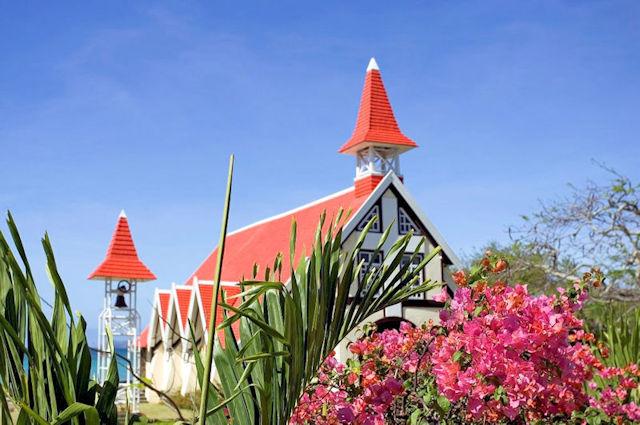 Mauritius Kapelle Notre Dame Auxiliatric
