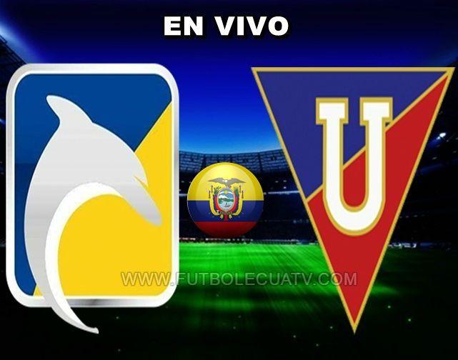 Delfín recibe a Liga de Quito en vivo 📲 a partir de las 15:15 horario determinado por la comitiva a jugarse en el Estadio Jocay de Manta prosiguiendo la fecha trece de la Liga Pro Ecuador, siendo el árbitro principal Franklin Congo con emisión de GolTV.
