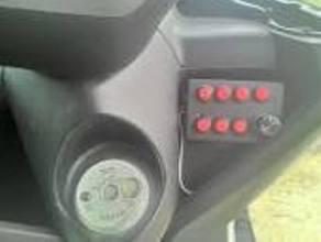 gambar tombol klakson telolet